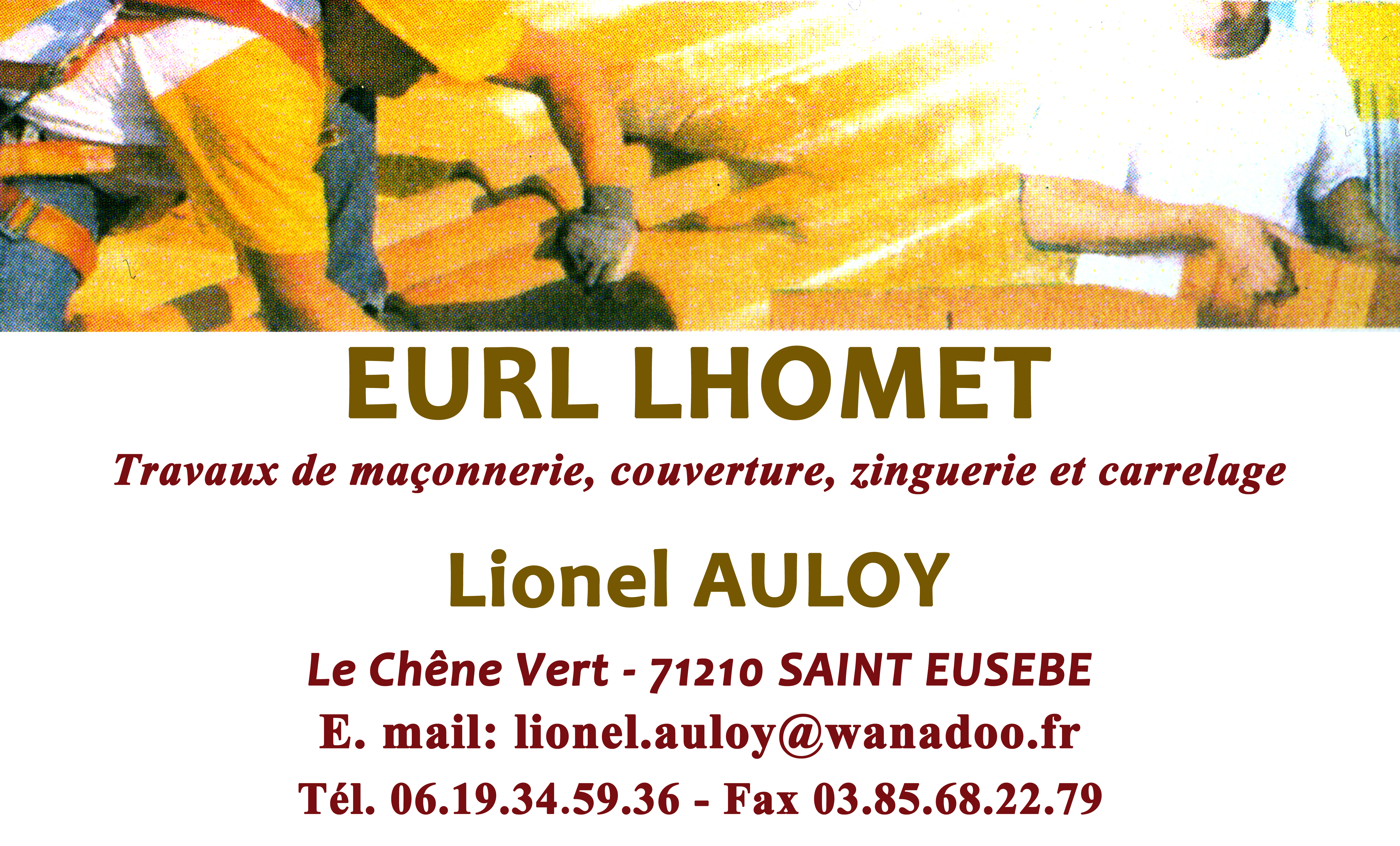 EURL LHOMET